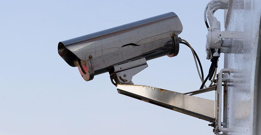 Strategier för effektiv kameraövervakning